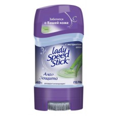 Lady Speed Stick Дезодорант-гель Алоэ 65 г