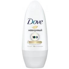 Dove Антиперспирант-дезодорант роликовый Невидимый