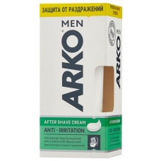 ARKO крем после бритья Anti-Irritation Защита от Раздражения 50гр