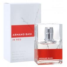 Armand Basi In Red (W) 100ml edt  ТЕСТЕР
