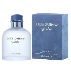 D.G. Light Blue (M)  75ml edt