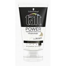 Taft гель тюбик Power Невидимая фикс. мегафикс. 150мл