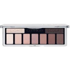 Catrice тени  9-цветные Essential Nude