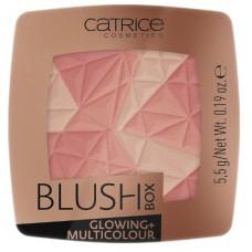 Catrice румяна BLUSH BOX Blush Box Glowing + Multicolour 010 Dolce Vita