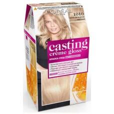 L'Oreal Casting Creme Gloss 10.10 Светло-светло-русый пепельный