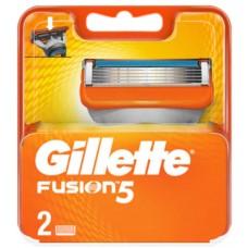 Gillette кассета   Fusion (2) ГЕРМАНИЯ