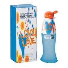Moschino Love Love (W) 100ml edt ТЕСТЕР