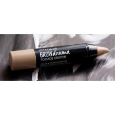 Maybelline карандаш д. бровей Brow Drama Pomade 01 dark blond *
