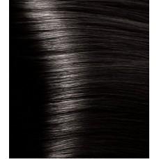 Kapous Краска HY 3.00 Темно-коричневый интенсивный