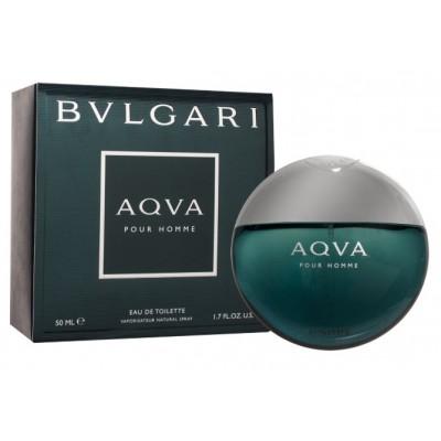Bvlgari Aqva Pour Homme (M)  50ml edt в московской области