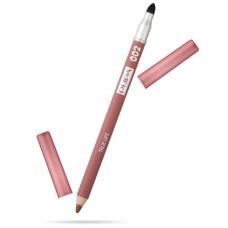Pupa карандаш для губ True Lips 02 чайный розовый