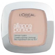 L'Oreal пудра Alliance Perfect Совершенное слияние R3 Бежево-розовый