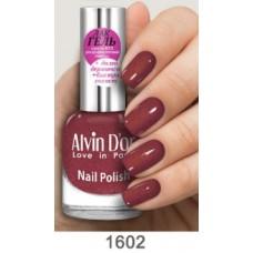 Alvin D`or Гель лак 1602