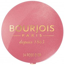 Bourjois румяна 34 Rose d'Or