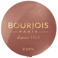 Bourjois румяна 92 Santal