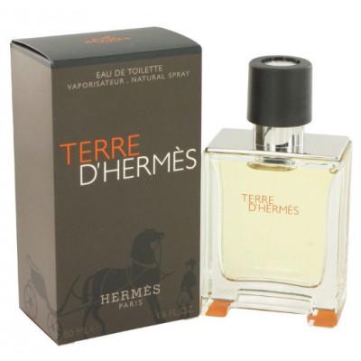 Hermes Terre d'Hermes (M)   75ml PARFUM в московской области
