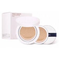 Missha Кушон Magic Cushion Cover Lasting (с запаской) тон 23
