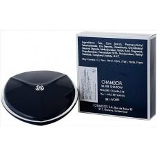 Chambor Пудра компактная с запасным блоком RR2 Rose pale 16 г+16 г