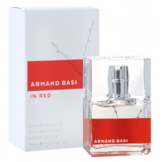 Armand Basi In Red (W)  50ml edt