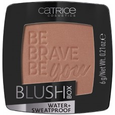Catrice румяна BLUSH BOX 060 Bronze
