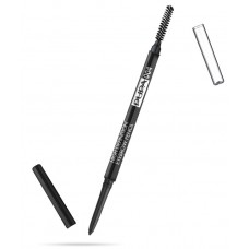 Pupa карандаш д.бровей High Definition EyeBrow Pensil 04 extra dark