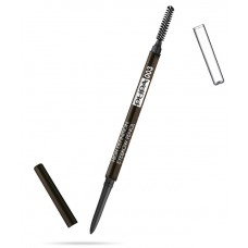 Pupa карандаш д.бровей High Definition EyeBrow Pensil 03 dark brown