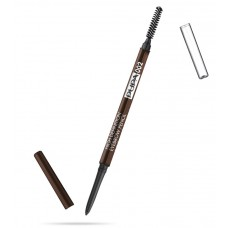 Pupa карандаш д.бровей High Definition EyeBrow Pensil 02 brown