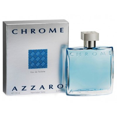 Azzaro Crome (M) 100ml edt в московской области