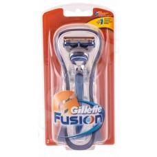 Gillette cтанок  Fusion (2 кассеты)