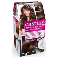 L'Oreal Casting Creme Gloss 412 Какао со льдом