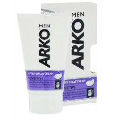 ARKO крем после бритья Sensitive 50гр