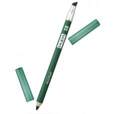 Pupa карандаш д. глаз Multiplay  58 зелёный пластик
