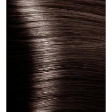Kapous Краска HY 5.81 Светлый коричневый шоколадно-пепельный
