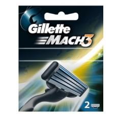 Gillette кассета  Mach 3 (2) ГЕРМАНИЯ