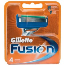 Gillette кассета   Fusion (4) ГЕРМАНИЯ
